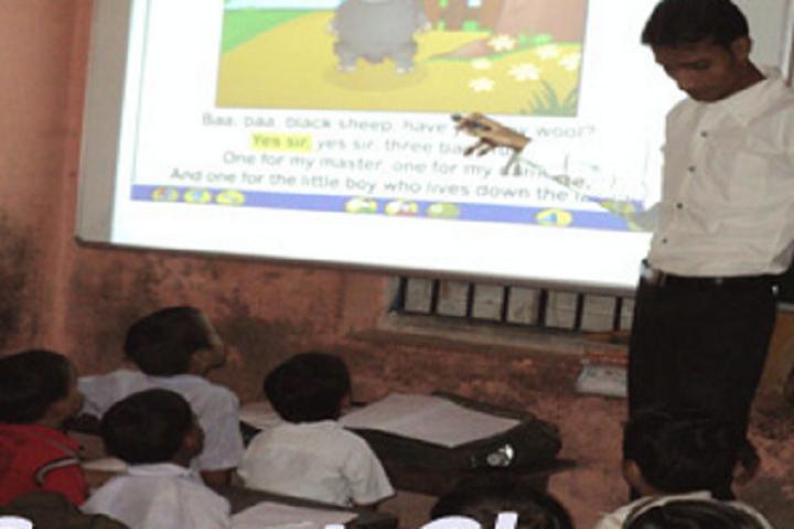 Mother Teresa Academy-Smart Class
