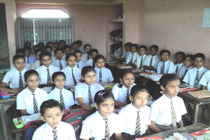 Mother Teresa Academy- Classrooms