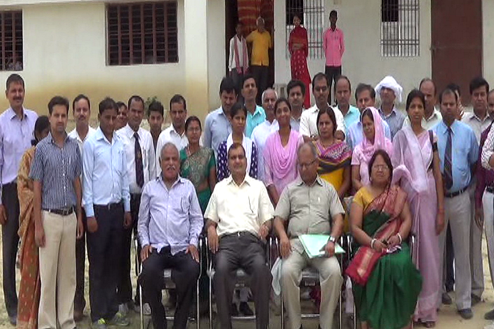 Mother Teresa Public School-Teaching Staff Group Pic
