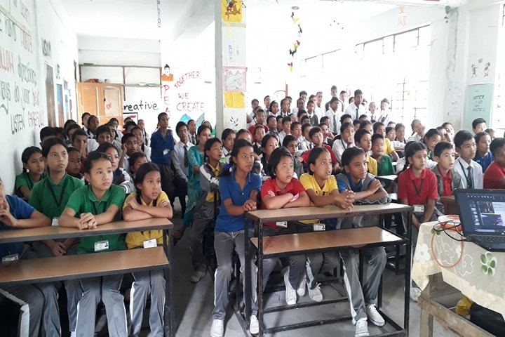Government Senior Secondary School-Class