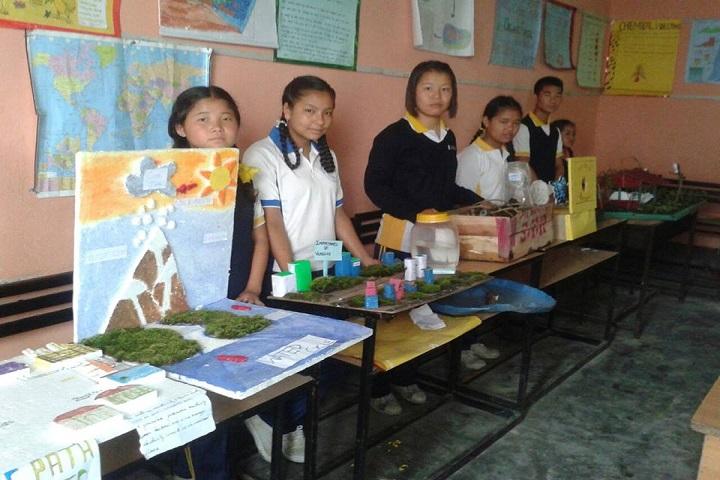 Government Senior Secondary School-Exhibition