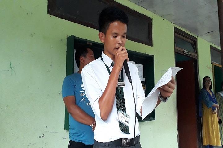 Government Senior Secondary School-Singing