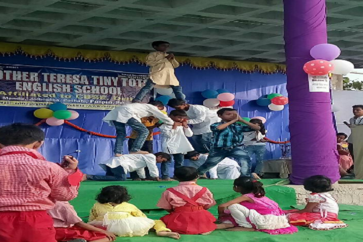 Mother Teresa Tiny Tots English School- Dance Performance