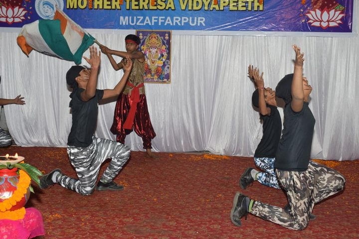Mother Teresa Vidyapeeth-Annual Day Celebrations
