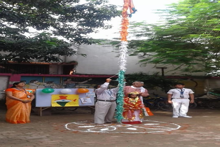 Mother Teresa Vidyapeeth-Independence Day Celebrations