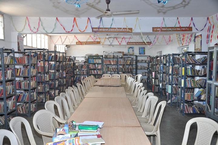 Bhartiya Vidya Bhavans Sri Venkateswara Vidyalaya-Library