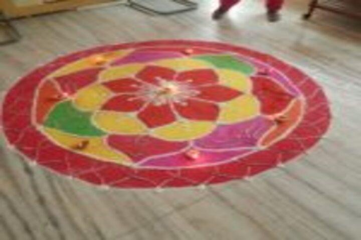 Mothers International Academy- Diwali Celebrations