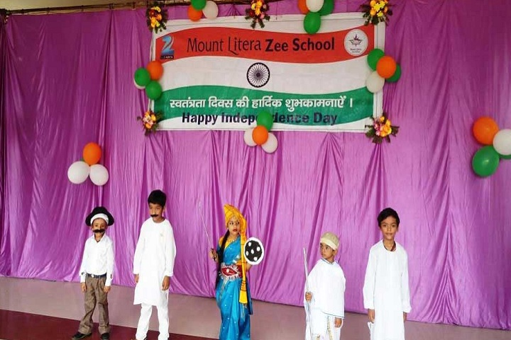 Mount Litera Public School- Independence Day Celebrations