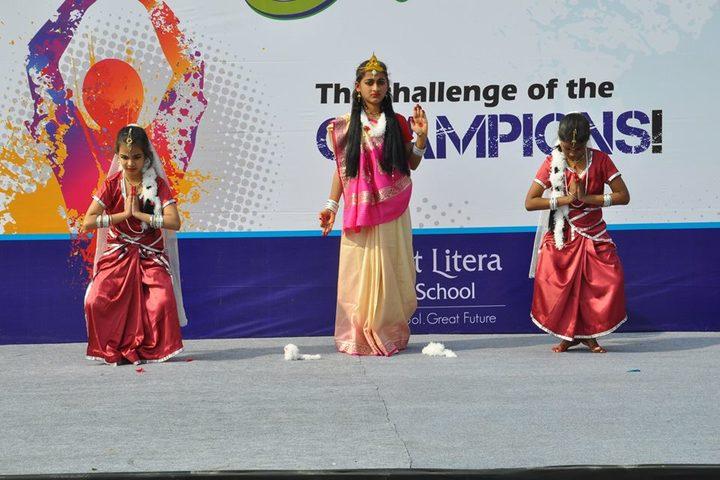 Mount Litera Zee High School- Dance Performance