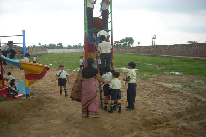 Mount Litera Zee High School- Play Ground