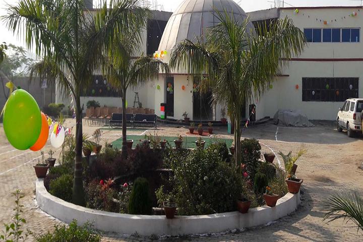 Mount Litera Zee High School- School Campus