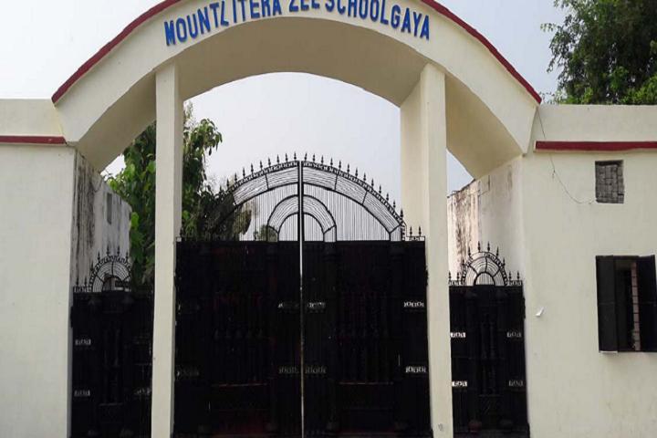 Mount Litera Zee High School- School Main Gate