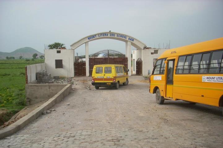 Mount Litera Zee High School- Transport Facilities