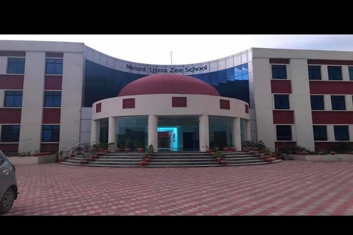 Mount Litera Zee School- School Campus