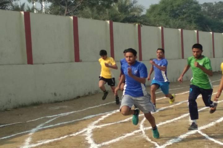 Mount Litera Zee School- Sports