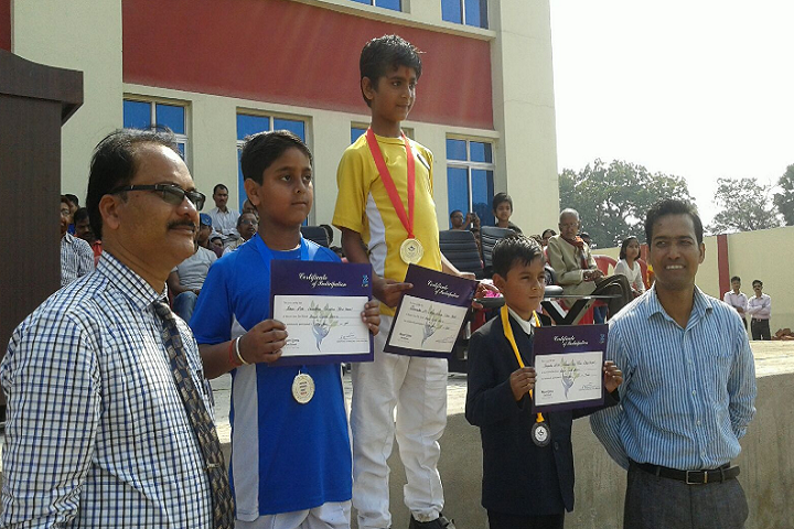 Mount Litera Zee School- Annual Sports Day