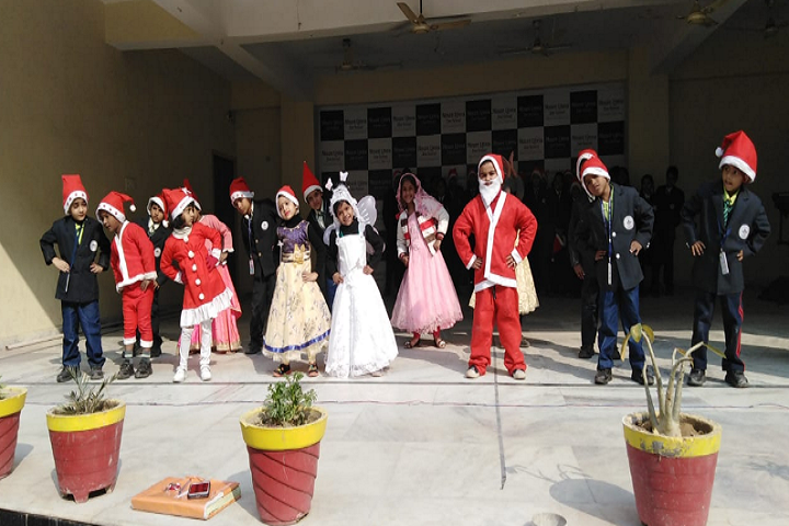 Mount Litera Zee School- Christmas Day Celebrations