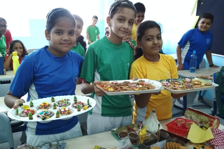 Mount Litera Zee School- Food Festival