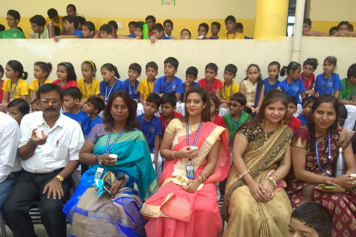 Mount Litera Zee School- Teachers Day Celebrations