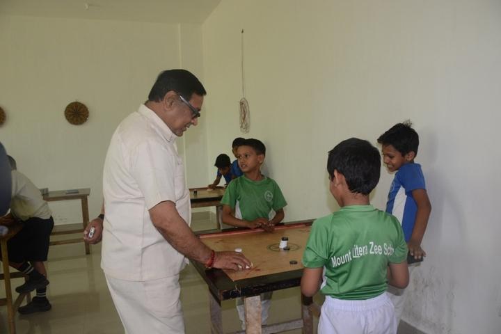 Mount Litera Zee School- Carroms