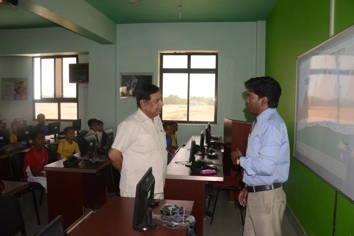 Mount Litera Zee School- IT Lab