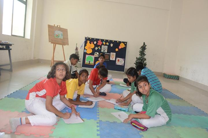 Mount Litera Zee School- Drawing Competition