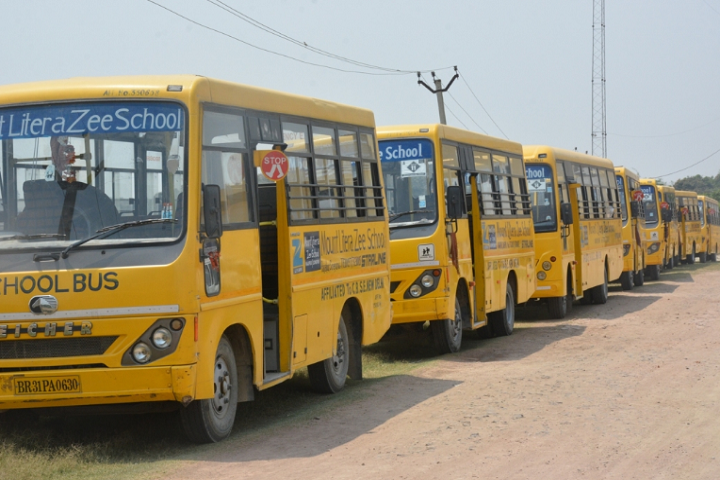 Mount Litera Zee School-Transport Facilities