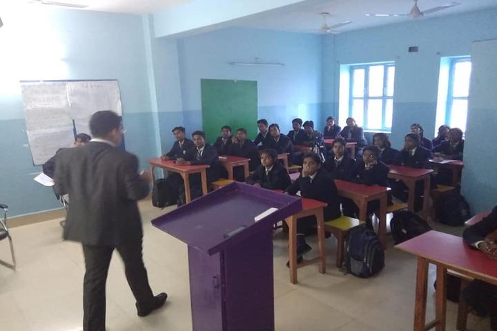Mount Litera Zee School- Classrooms