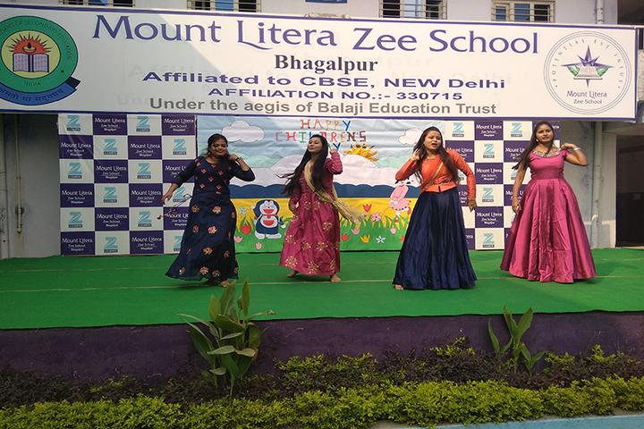Mount Litera Zee School-Childrens Day