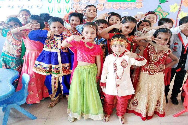 Mount Litera Zee School-Dandia
