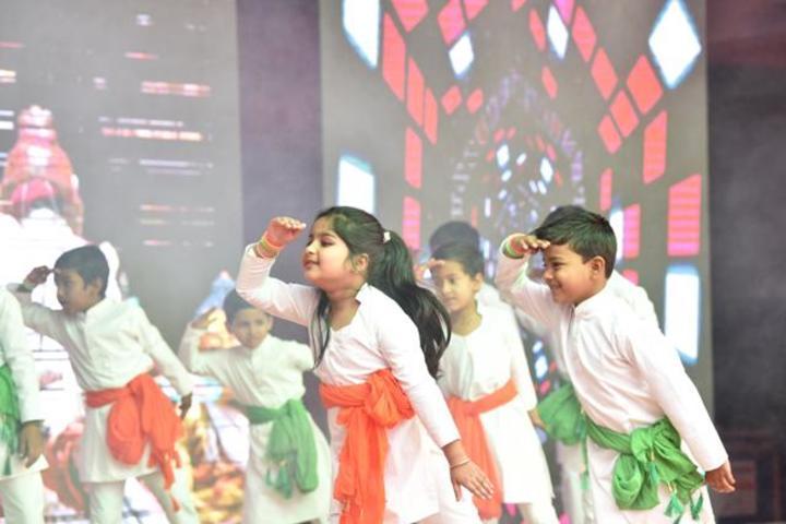 Mount Litera Zee School-Independence Day Celebrations