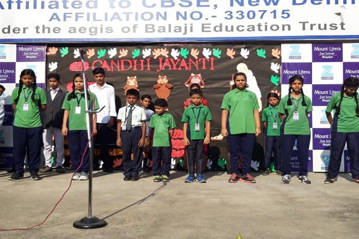 Mount Litera Zee School-Independence Day