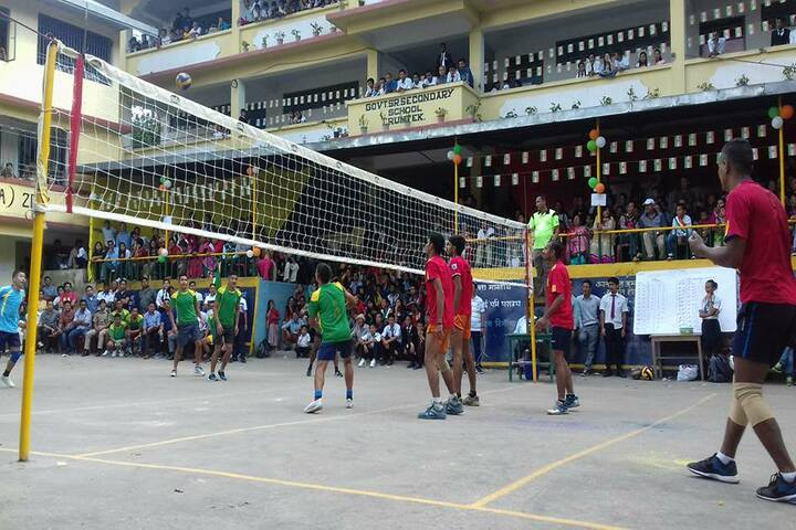 Government Senior Secondary School-Sports