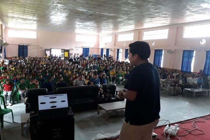 Government Senior Secondary School-Awareness
