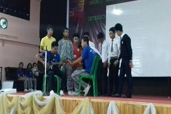 Government Senior Secondary School-Music