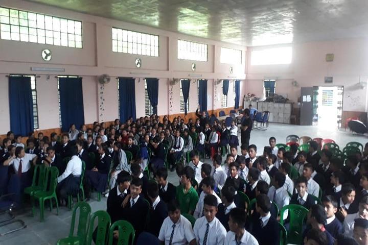 Government Senior Secondary School-Students