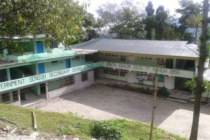Government Senior Secondary School-Campus Overview