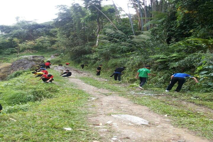 Government Senior Secondary School-Cleaness Activity