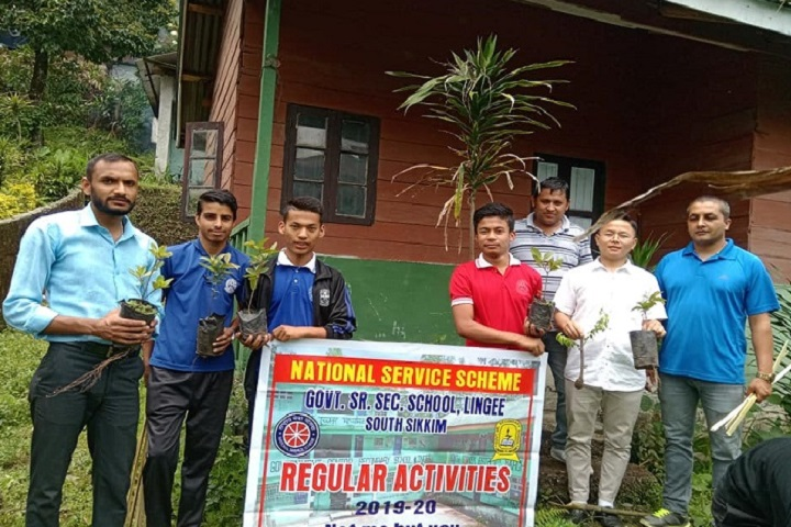 Government Senior Secondary School-Activities