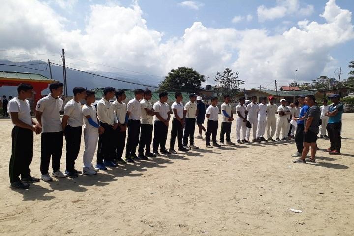 Government Senior Secondary School-Sports Team