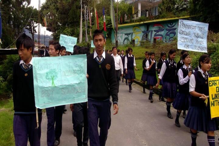 Government Senior Secondary School-World Ozone Day