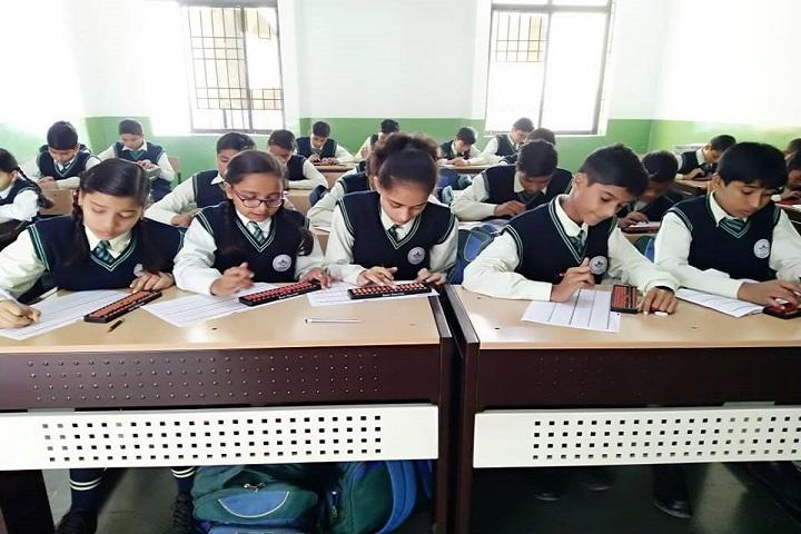 Mount Litera Zee School- Abacus