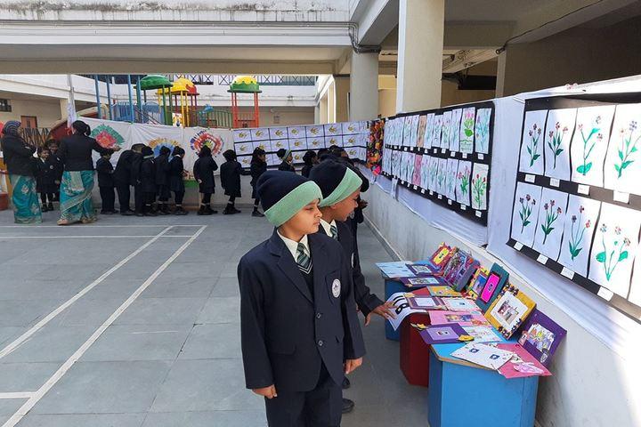 Mount Litera Zee School Bihta- Art Exbhition