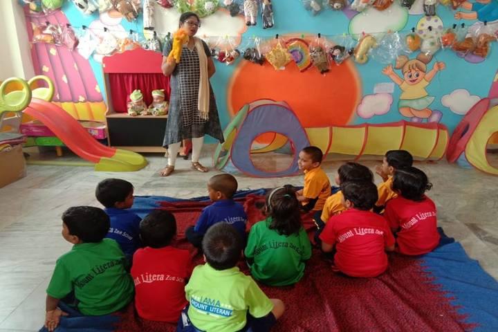 Mount Litera Zee School Bihta- Innovative Learning