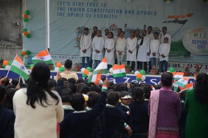 Mount Litera Zee School Bihta- Republic Day Celebrations