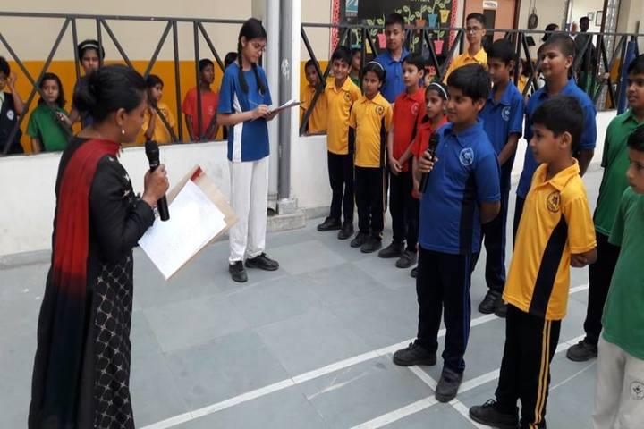 Mount Litera Zee School Bihta- Spelling Bee