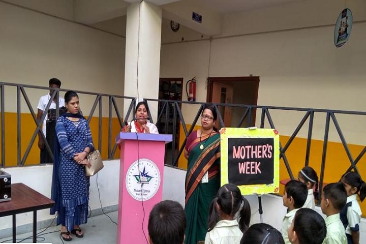 Mount Litera Zee School Bihta-Mothers Week