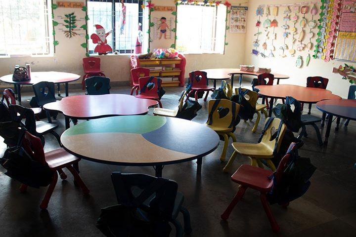 Mount Litera Zee School- Kindergarten