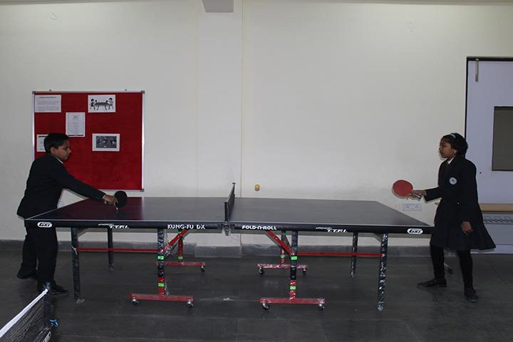 Mount Litera Zee School- Table Tennis