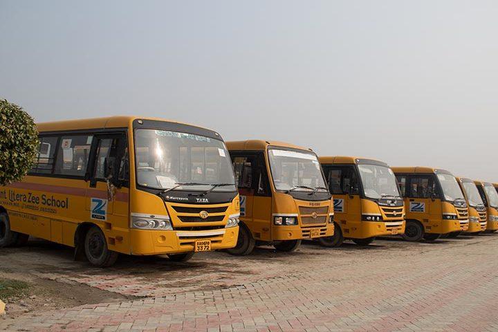 Mount Litera Zee School- Transport